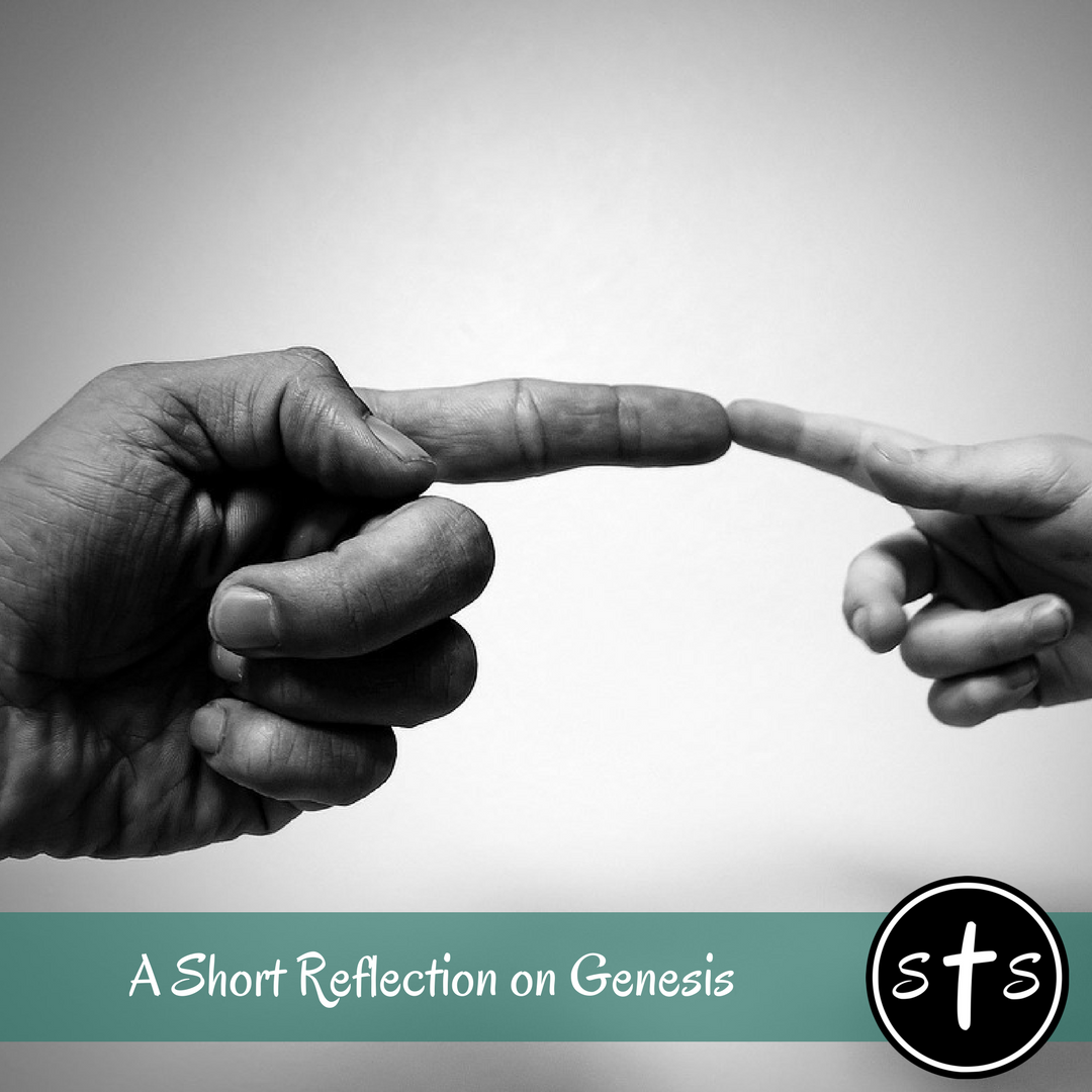 reflection on genesis 22